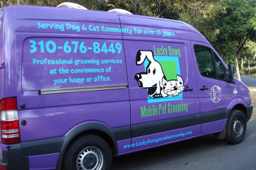Mobile Pet Grooming Torrance