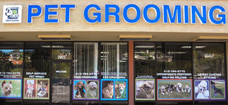 Pet Grooming Salon Torrance