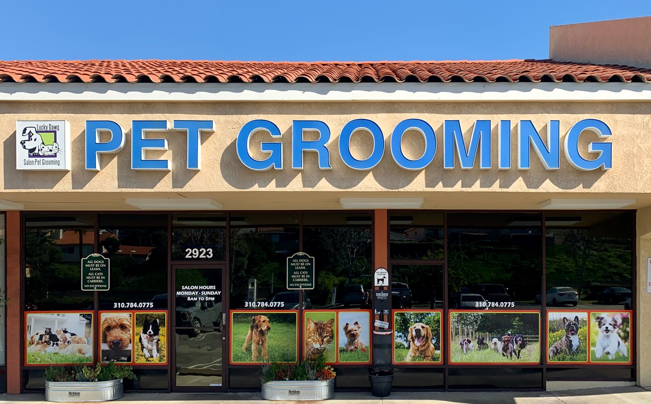 Lucky Dawg Pet Salon & Mobile Pet Grooming